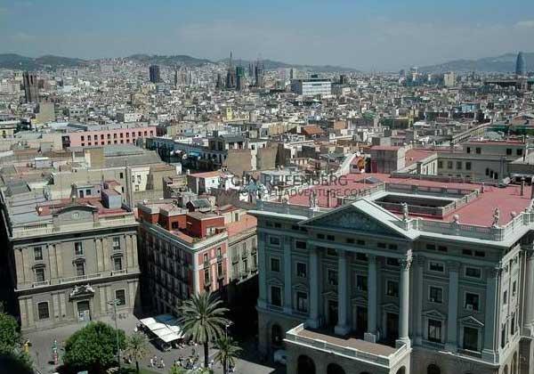 סיור בברצלונה